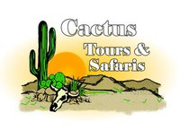 Cestujte s 'Cactus Tours and Safaris'